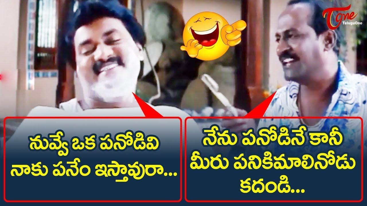 Sunil Best Comedy Scenes Back To Back   Telugu Movie Comedy Scenes   NavvulaTV