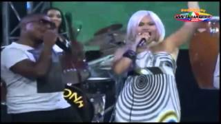 Anacaona y Kola Loka - Se Nota - En Vivo Tv Cubana - 2013