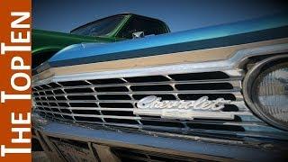 The Top Ten Best Classic Chevrolet Models