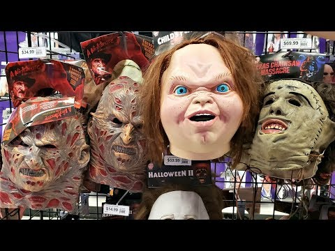 Party City searching for new HALLOWEEN MASK 2018