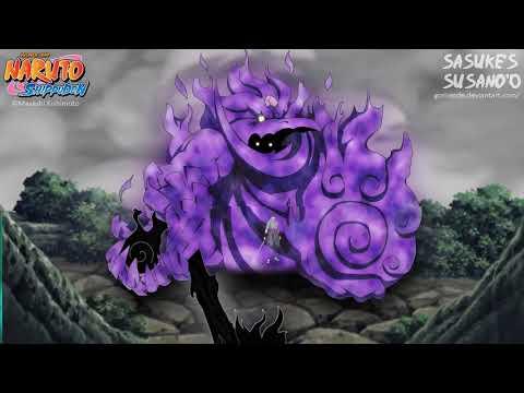 Naruto - 7 Greatest Susanoo