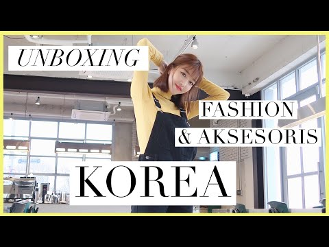 UNBOXING HIJABABLE FASHION KOREA 2019! (ada versi murah nya