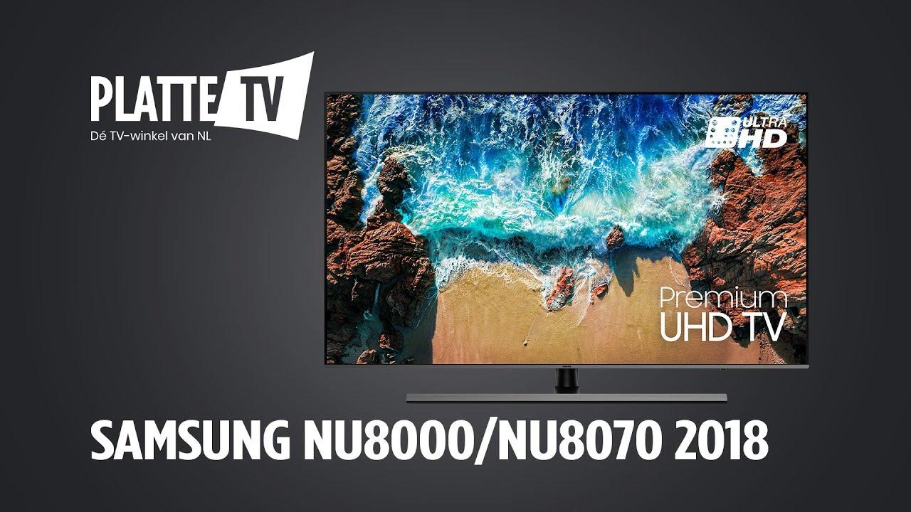 SAMSUNG NU8000/NU8070 PREMIUM UHD TV - PlatteTV