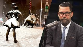 "Gavin McInnes: ""Fearless Girl"" proves feminists are dumb"