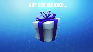 FORTNITE GIVES FREE GIFTS! ANNIVERSARY 2 FORTNITE!
