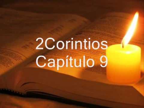 2ª carta de Pablo a los Corintios: Audio libro completo