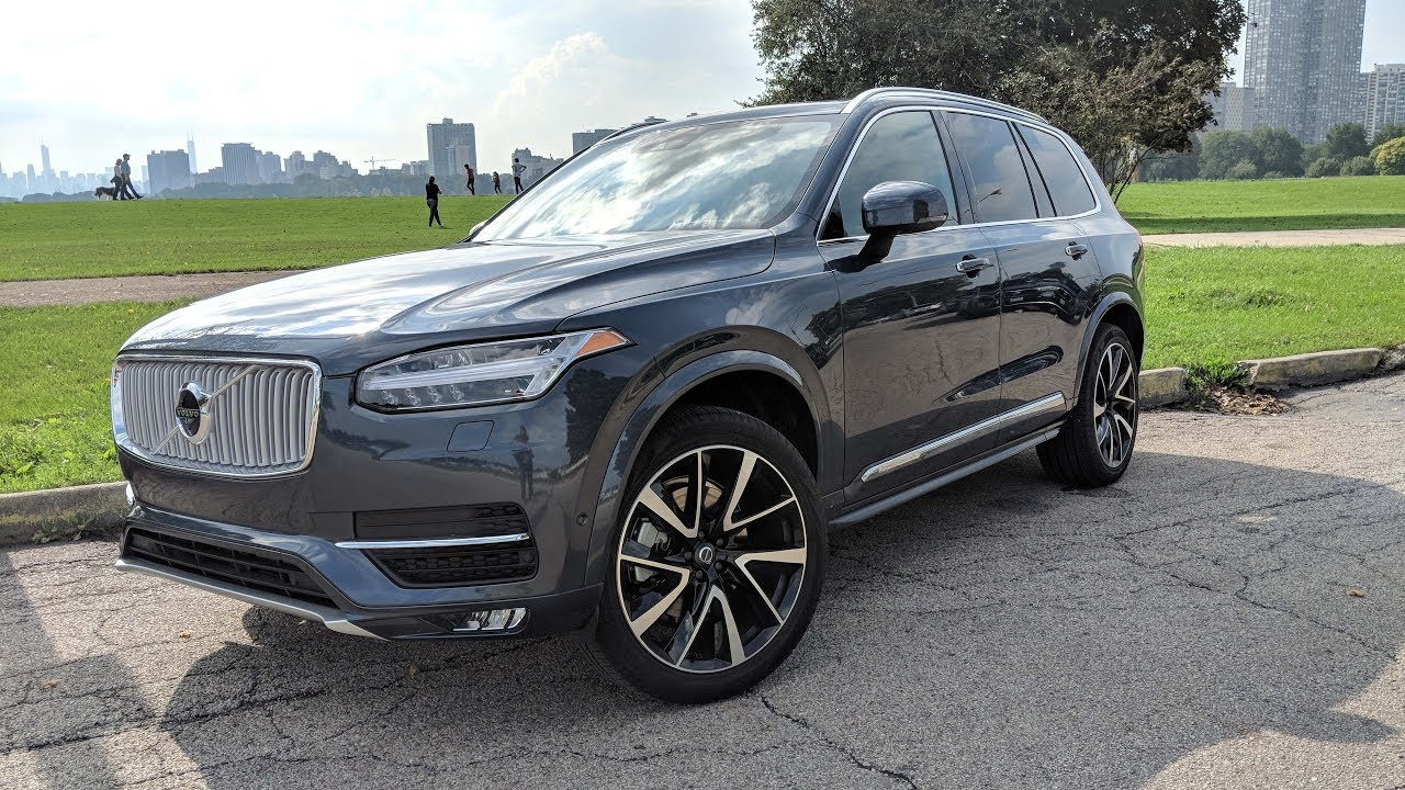 2019 volvo  xc90  t6  inscription  one of the best  suvs  priced accordingly
