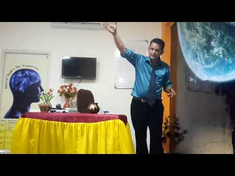 Belief system and visualisation with Mind Power By Dhaval Shah's My youniverse