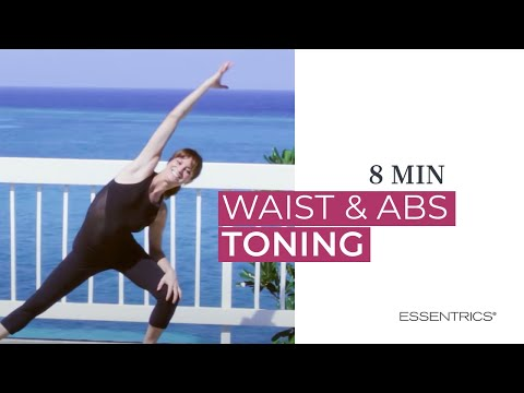 Essentrics - Waist and Abs Toning (Mini Workout)