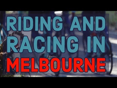 Is Melbourne Cycling Better Then Sydney?