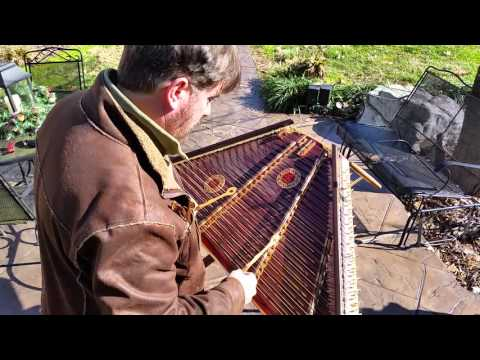 MARY'S SONG by Amy Grant on hammered dulcimer