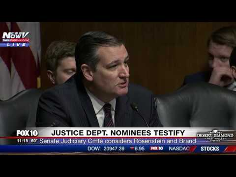 WOW: Ted Cruz Goes OFF On President Obama