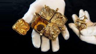 Бесценные артефакты на чердаке: британская пара нашла сокровища Индии 1799 года