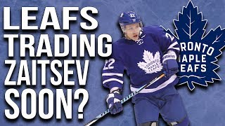 Maple Leafs Working On a Zaitsev Trade!