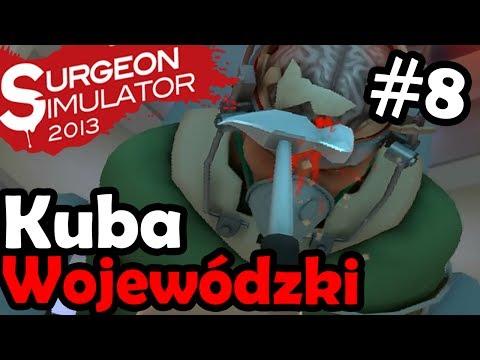 Surgeon Simulator - Wojewódzki operowany :D! [DLC KOSMOS] Odcinek 8