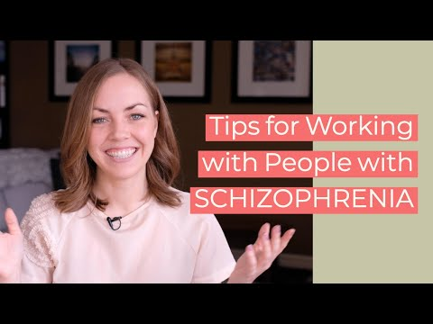 Tips for Healthcare Professionals and Law Enforcement Serving Patients with Schizophrenia
