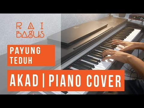 Payung Teduh - Akad Piano Cover
