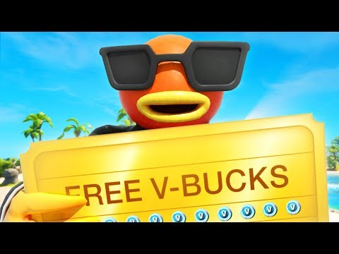 COLLECT YOUR 1000 FREE V-BUCKS NOW! (Fortnite Free Skin)