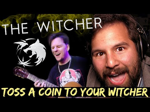 Toss A Coin To Your Witcher - THE WITCHER (Cover By Caleb Hyles & Family Jules)