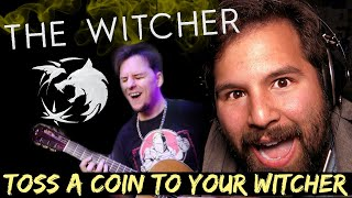Download Toss a Coin to Your Witcher - THE WITCHER (Cover by Caleb Hyles & Family Jules) Mp3 and Videos