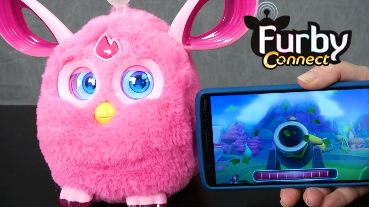 Furby Connect From Hasbro Youtube