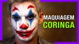 MAKE CORINGA HALLOWEEN com KLÉBIO DAMAS - Lorelay Fox