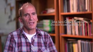 UdeA - ¿Qué significa para usted, ser profesor de la UdeA? John Jairo Gómez