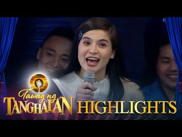 Tawag ng Tanghalan: Anne defends herself from Vice Ganda's joke