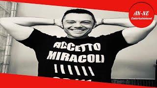 """Tiziano Ferro svela il titolo del suo nuovo disco: """"Accetto Miracoli"""""""