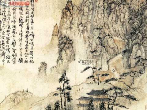 阳关三叠 -- Yangguansandie (Xun solo)