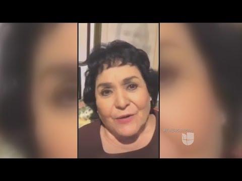 Mexicanos piden fin de diputación de Carmen Salinas Deportiva