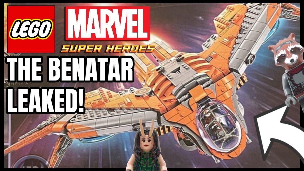 NEW Lego Marvel 76193 The Benatar LEAKED! (AWESOME SET!)