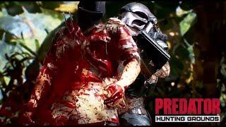 Soy PREDATOR Hago Memento Mori A Todos Nuevo Juego Estilo Dead By Daylight| Predator Hunting Grounds