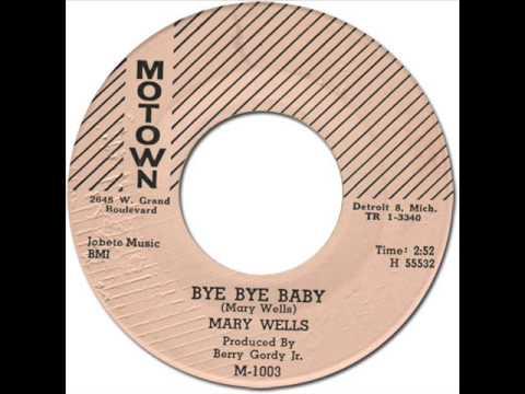 MARY WELLS  e e Ba Motown 1003 1960