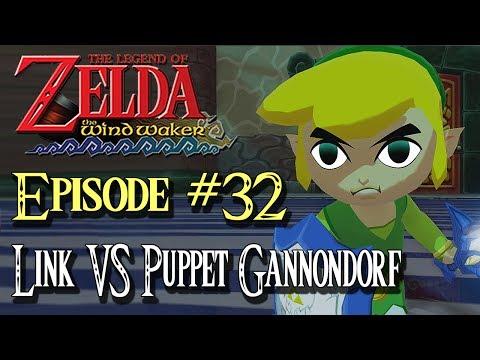 """RAGE QUIT IS MY MIDDLE NAME!"" - [The Legend of Zelda WindWaker HD Episode #32]"