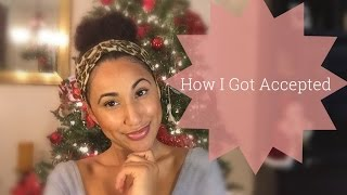 How I Got Into Nursing School | Tips & Advice