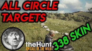 ALL Stone Circle Locations! Target Challenge 338 - Parque Fernando [TheHunter Call of the Wild 2019]