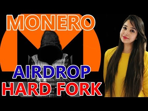 MONERO (XMR) - Hard Fork/XMV Airdrop/Study/Price Prediction In Hindi Urdu