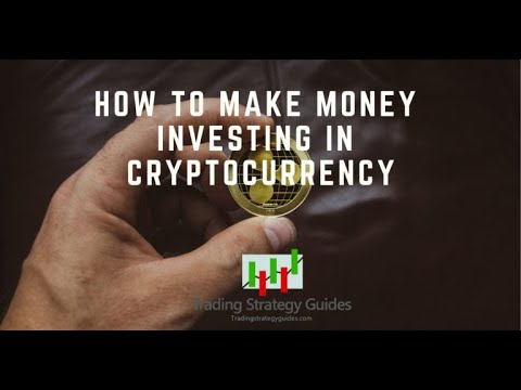 do cryptocurrency make money