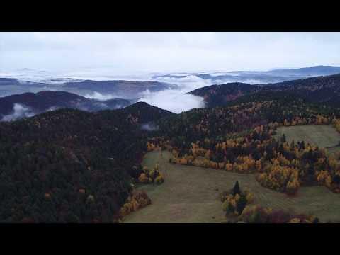 Slovakia 4K, Slovak Paradise - Lacnovsky Canyon