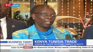 Kenya Chamber of Commerce driving talks between Kenyan and Tunisian governments