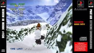 Review de merde #1138 : Phat Air Extreme Snowboarding [PS1]