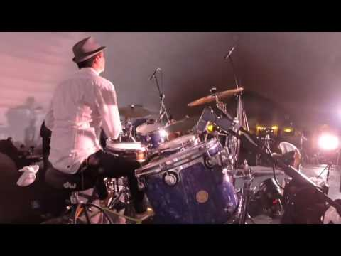 Cocaine live- Drummers View Pilaseca