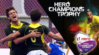 Netherlands vs Pakistan - Men's Hockey Champions Trophy 2014 India QF1 [11/12/2014]
