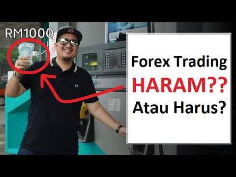 forex-trading-haram?-atau-harus?---moshed-mohamed