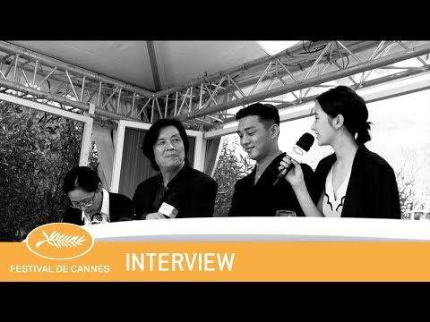 BURNING - Cannes 2018 - Interview - EV