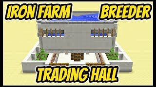 The Iron Trading Hall [Tutorial]