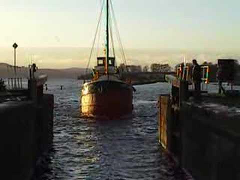 Vital Spark (Bowling Harbour).