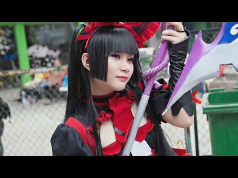 Аниме Фестиваль в Японии