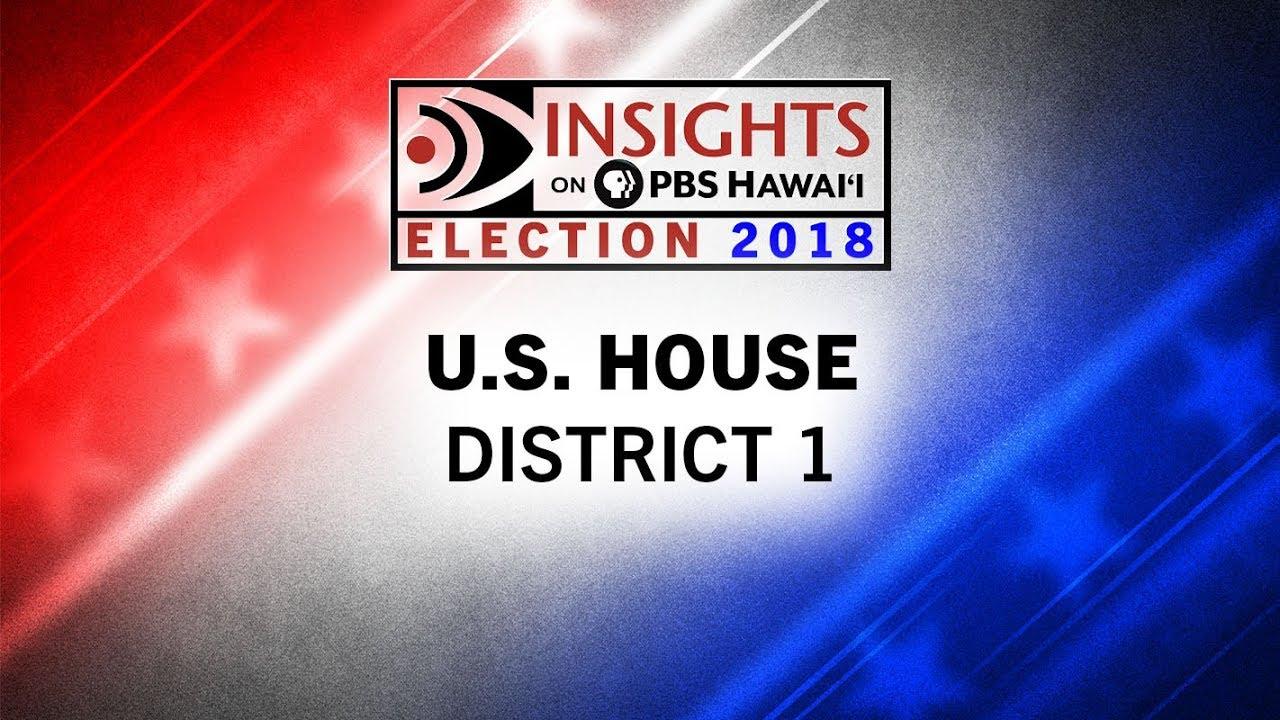 U.S. House District 1 | INSIGHTS ON PBS HAWAI'I